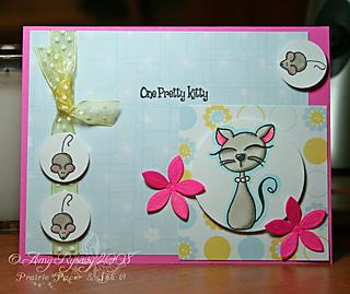 CCD Pretty Kitty Card 1 by AmyR