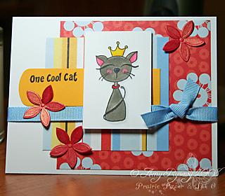 CCD Pretty Kitty Card 2 by AmyR
