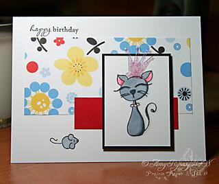 CCD Pretty Kitty Card 3 by AmyR