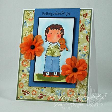 CCD Olivia Bday Card by AmyR