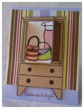 Fashion dresser 2