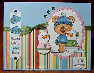 Winter bear 1 diane zechman