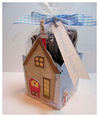 House wrapper choice