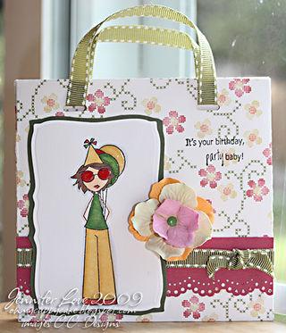 Doublepocketbag Jennifer Love 12009