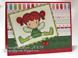 Pixie jennifer love 2009
