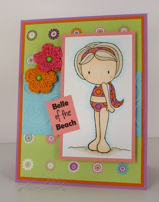 May - Belle of the Beach