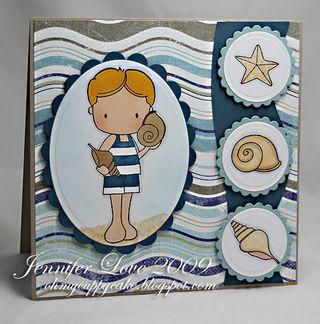 Sneak Peek Jennifer Love May Stamps 2009