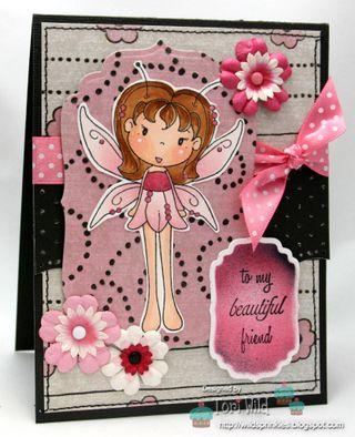 Fairy Junebugs Tori Wild