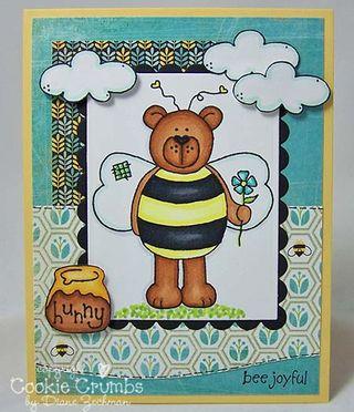 Bee joyful diane zechman
