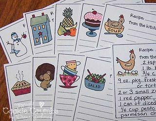 Create a recipe cards diane zechman