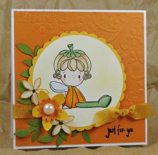 JRB swiss pumpkin pixie