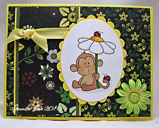 Monkey jennifer love 2.2010