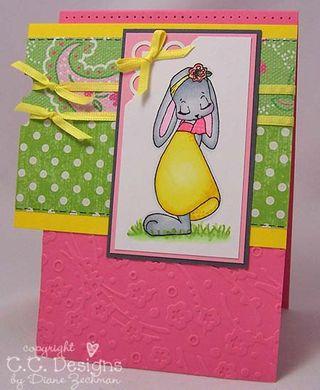 April bunny diane zechman