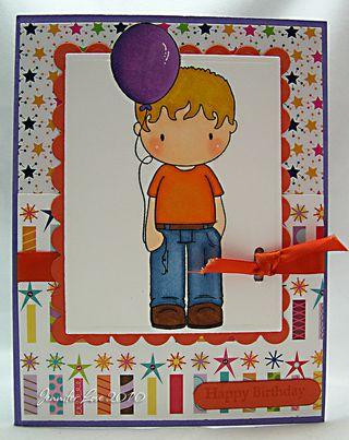 Birthday boy jennifer love 2.2010
