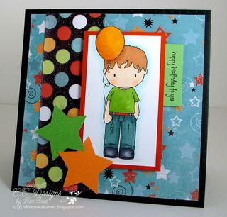 Jan 2010 - Sugarplum Birthday