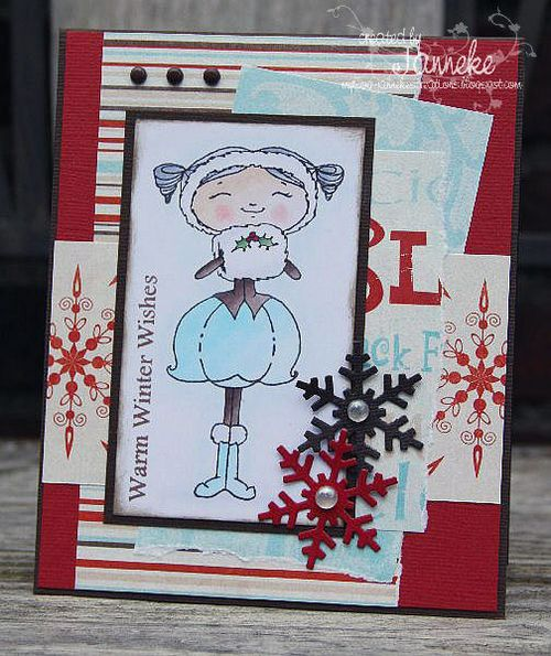Janneke_November2010_SweetNovemberStamps_Penelope_warmwinterwishes