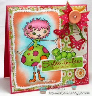 November Stamps April Darby Tori Wild