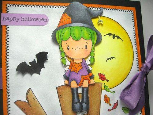 ATS Halloween Birgitta Close Up