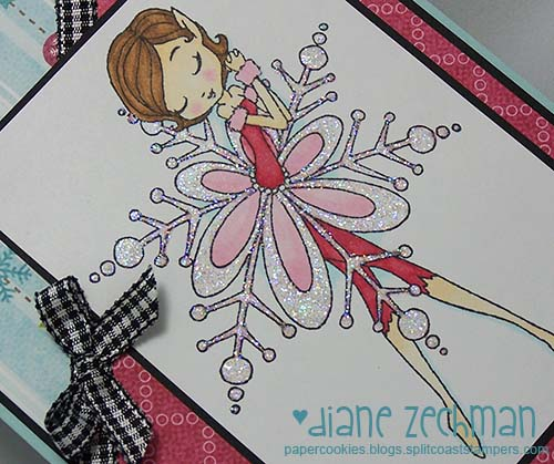 Snowflake fairy close diane zechman