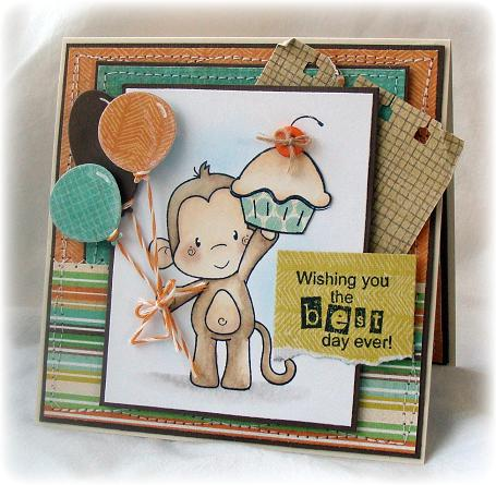 MonkeyBalloon