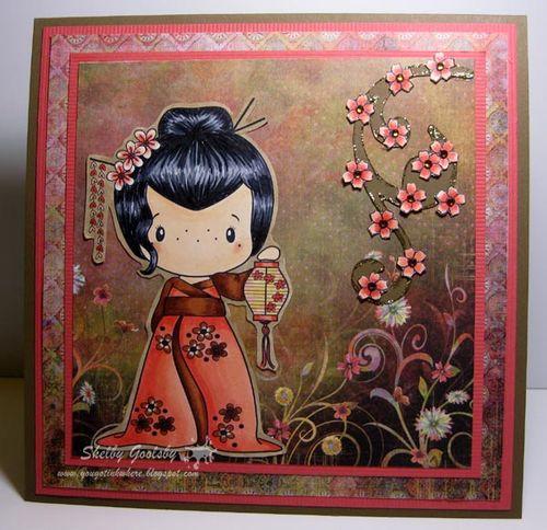 Geisha LanternShelby