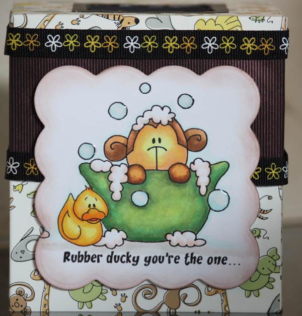 DonnaATS DT Rubber Ducky 02