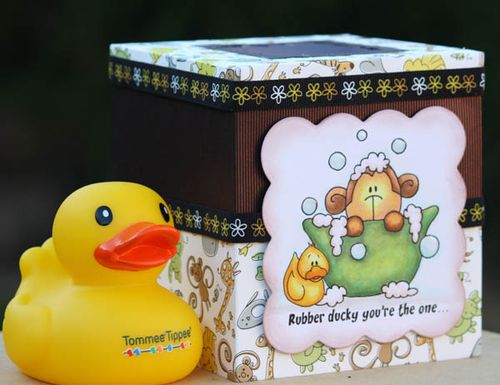 DonnaATS DT Rubber Ducky 01