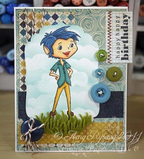 SN Briar hhbday Card by AmyR