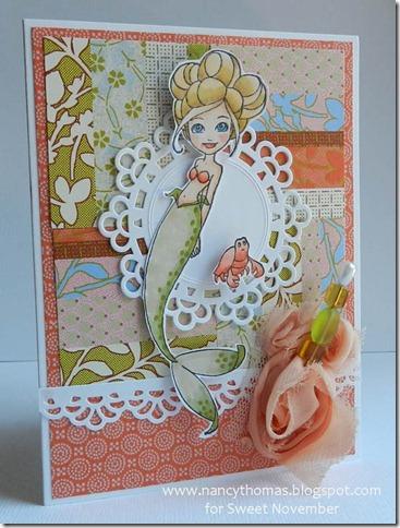 Nancy Thomas Mermaid 1
