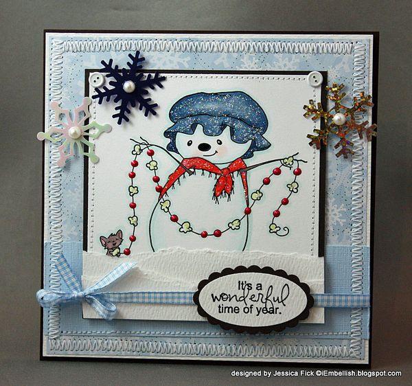 JessFick snowgirl card (2)