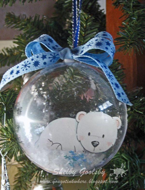 Polar Bear Shelby