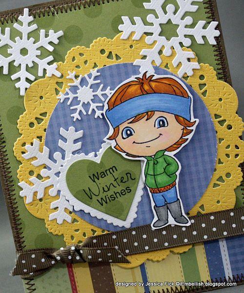 JessFick winter wishes