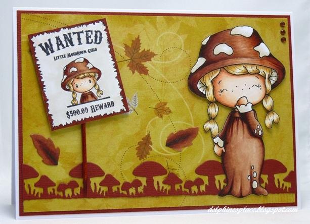 Mushroom Girl prof copyr