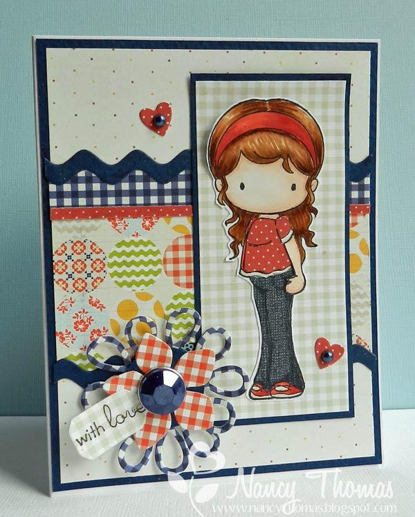 Nancy Thomas CCD Sassy Emma 5-1-2012