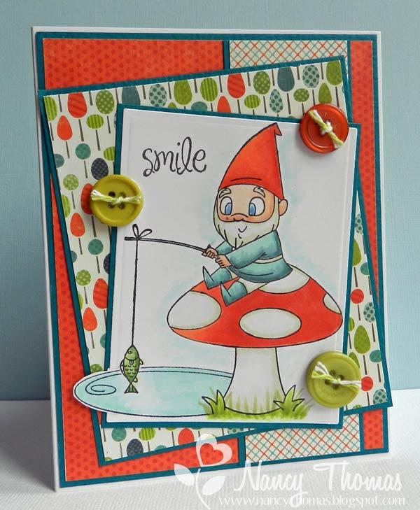 Nancy Thomas CCD Gnome 5-2-2012