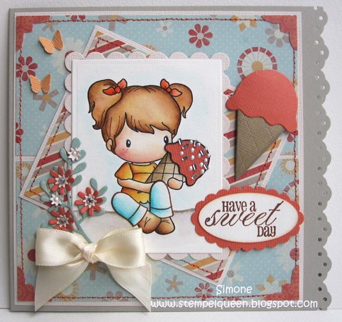 Simone - Ice Cream Lucy