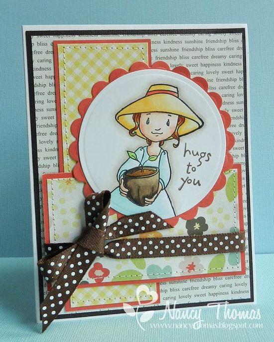 Nancy Thomas Sweet November Gertie 7-19-2012