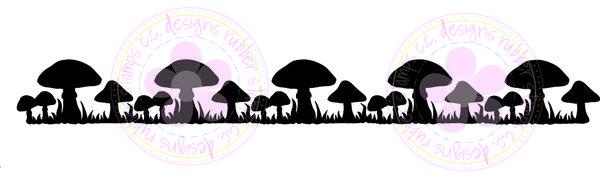 Mushroomborder