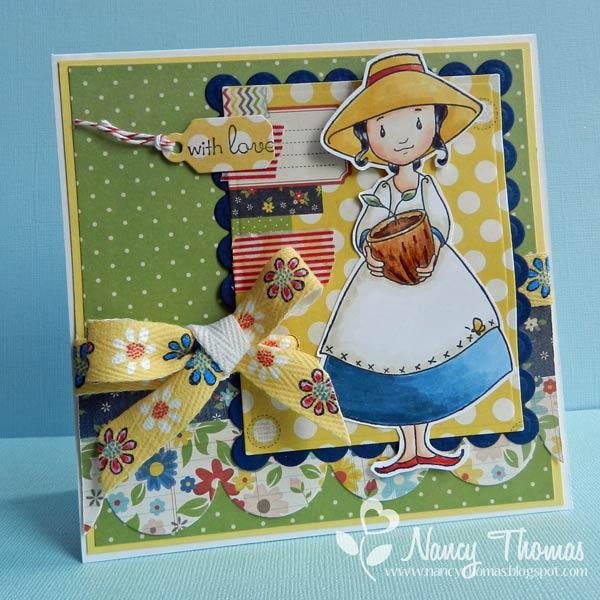 Nancy Thomas Sweet November Gertie 7-5-2012