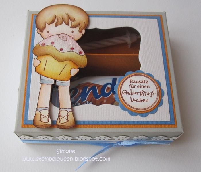 Cupcake Trevor Simone