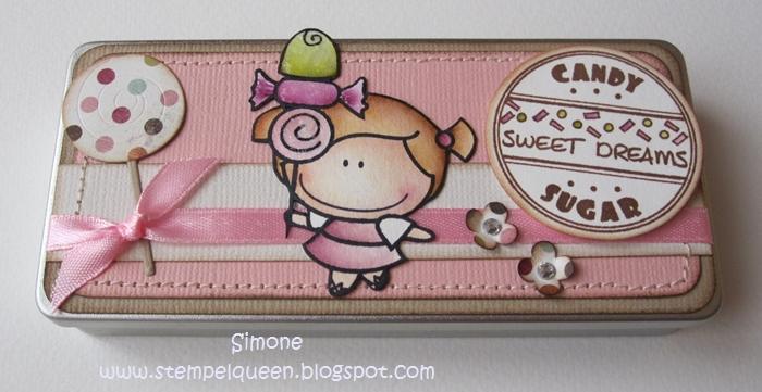 I Want Candy Simone