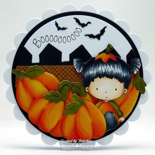 Pumpkin Beatrice ATS