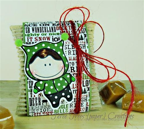 Deanne Meoples Pillow Box (Small)